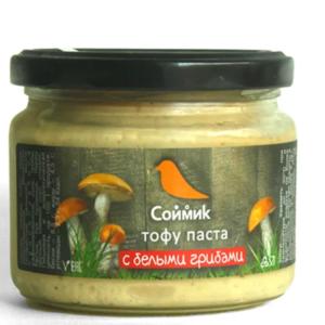 """Тофу-паста """"с белыми грибами"""" Соймик"""