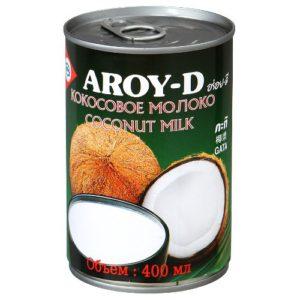 Молоко кокосовое AROY-D, 400мл