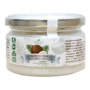 Масло кокосовое Vego, 200 мл