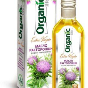 "Масло расторопши ""Organic life"" 250 мл"