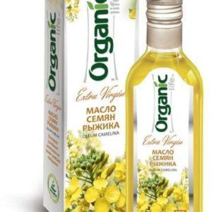 "Масло семян рыжика ""Organic Altay"", 250 мл"