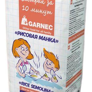 "Каша ""Рисовая манка"" безглютеновая Гарнец"