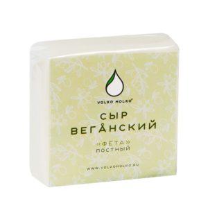 """Сыр веганский """"Фета"""" Volko Molko"""