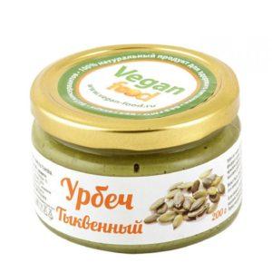 Урбеч из семян тыквы Vegan Food