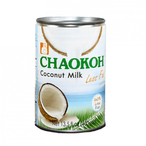 Молоко кокосовое Chaokoh пониженой жирности, 400мл