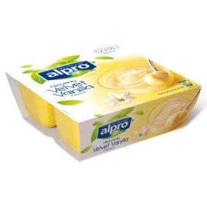 Десерт соевый Alpro ванильный
