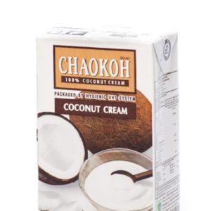 Кокосовые сливки Chaokoh, 250мл