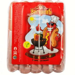 Веганские сосиски «Постные» ВегановЪ