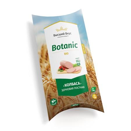 Вегетарианская колбаса Botanic Bio Высший Вкус