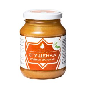 "Сгущенка соевая вареная ""Volko Molko"""
