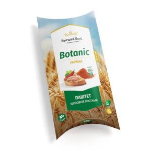 Постный паштет зерновой «Botanic Paprika» Высший Вкус