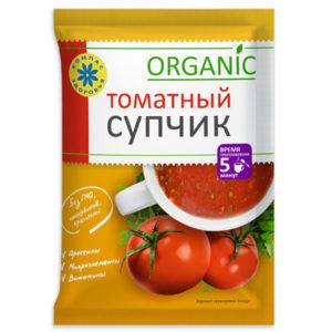 """Суп-пюре Томатный """"Компас здоровья"""""""