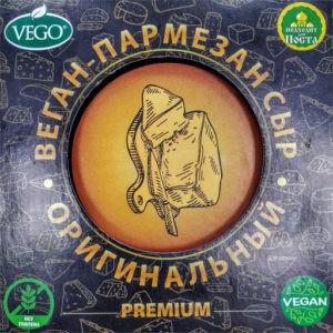 "Постный сыр ""Пармезан"" Vego, 350г"