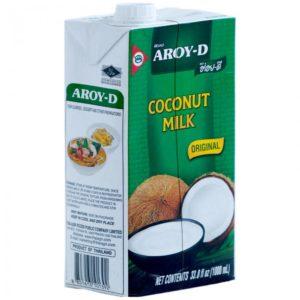 """Кокосовое молоко """"Aroy-D"""", 1 л"""