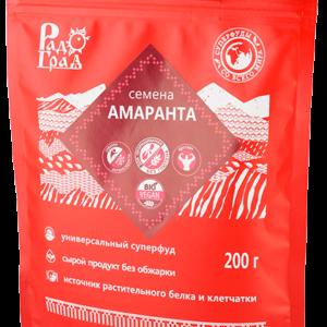 "Семена амаранта ""Радоград"", 200 гр"