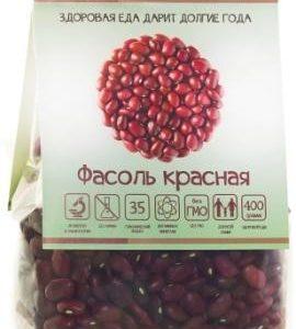 """Фасоль красная BIO """"Здороведа"""", 400 гр"""