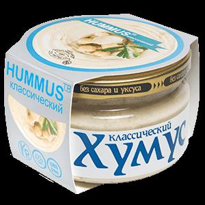"""Хумус классический """"Тайны Востока"""", 200 гр"""