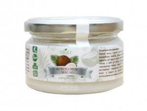 Масло кокосовое Vego, 500 мл