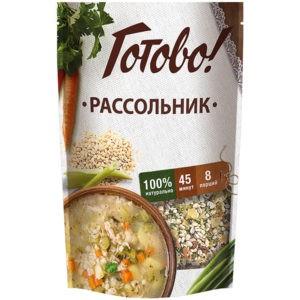 """Рассольник """"Готово"""", 170 гр"""