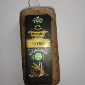 Закуска постная холодец-веганец Vego, 400 гр