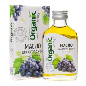 Organic Altay Масло виноградное