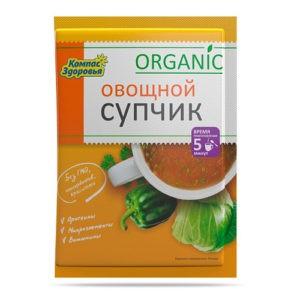 """Суп-пюре Овощной """"Компас здоровья"""""""