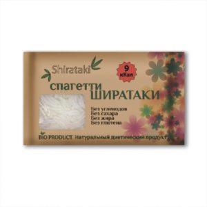 "Безкалорийные Спагетти Ширатаки ""Shirataki"", 340 гр"