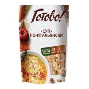 "Суп по-итальянски ""Готово"", 250 гр"