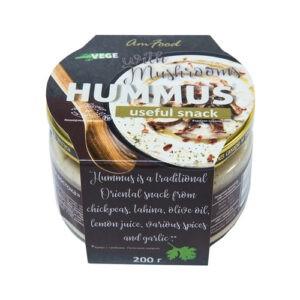 Тайны Востока Хумус с грибами , 200 г
