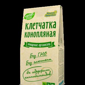 Клетчатка Компас Здоровья Конопляная, 150 г