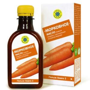 Компас Здоровья Масло льняное Морковное