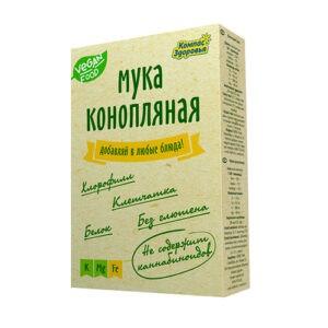 """Мука Конопляная """"Компас Здоровья"""", 200 гр"""