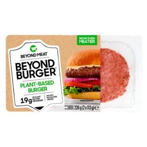 """Бургер """"Beyond Meat"""" из растительного мяса замороженный, 227 гр"""