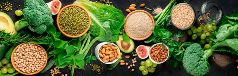 Белок в растительной пище