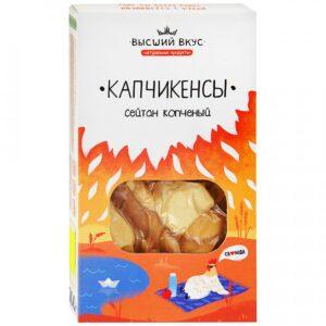 """Сейтан копченый Капчикенсы """"Высший вкус"""", 100г"""