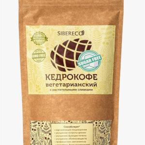 Цикорий SIBERECO Кедрокофе Веганский на растительных сливках (без сахара)