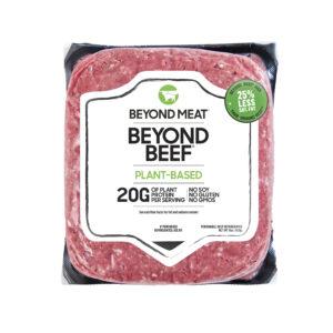 """Фарш """"Beyond Meat Beef"""" из растительного мяса замороженный, 454 гр"""