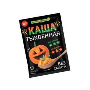 """Каша заварная """"овсяная с тыквой"""" Компас здоровья"""