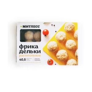 """Фрикадельки растительные вместо курицы """"Митлесс"""", 300 гр"""