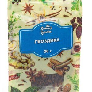 """Гвоздика """"Житница здоровья"""", 30 гр"""