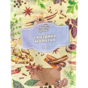 """Гвоздика молотая """"Житница здоровья"""", 30 гр"""