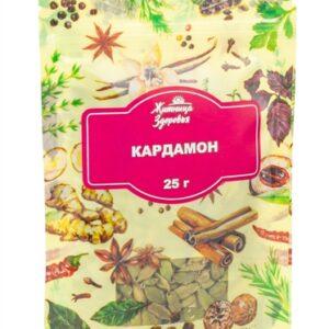 "Кардамон ""Житница здоровья"", 25 гр"