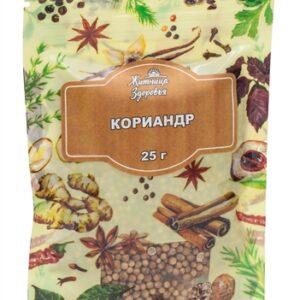 "Кориандр семя ""Житница здоровья"", 25 гр"