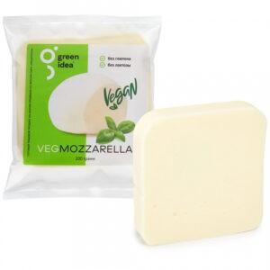 Веганский сыр «Моцарелла» Green Idea кусок 200г