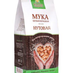 """Мука нутовая """"Житница здоровья"""", 500 гр"""