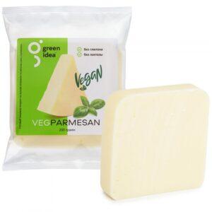 Веганский сыр «Пармезан» Green Idea кусок 200г
