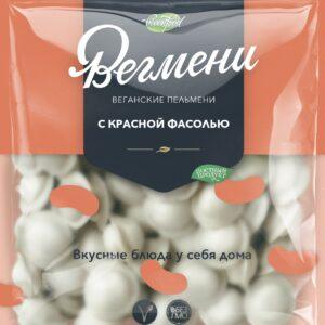 """Пельмени веганские с фасолью """"Вегмени"""", 450 гр"""