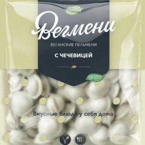 """Пельмени веганские с чечевицей """"Вегмени"""", 450 гр"""