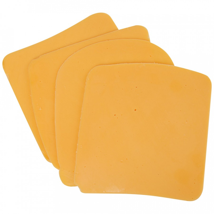 Веганский сыр «Чеддар» Green Idea нарезка 150г