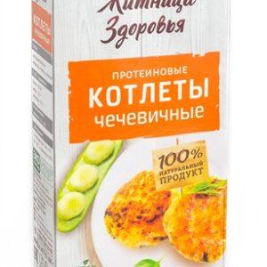 """Котлеты чечевичные """"Житница здоровья"""", 200г"""